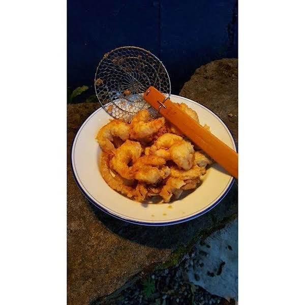 Crispy Shrimp Tempura Recipe