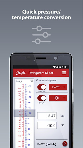 Refrigerant Slider 4.3.1 screenshots 1