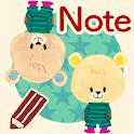 Pakupero Sticky Notes Notepad icon