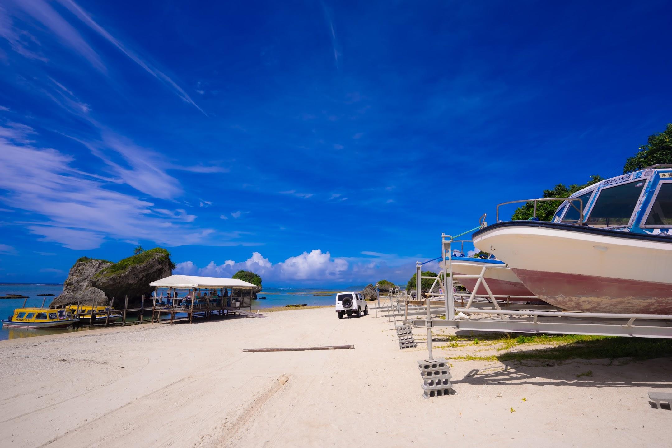 Okinawa Mibaru Beach3