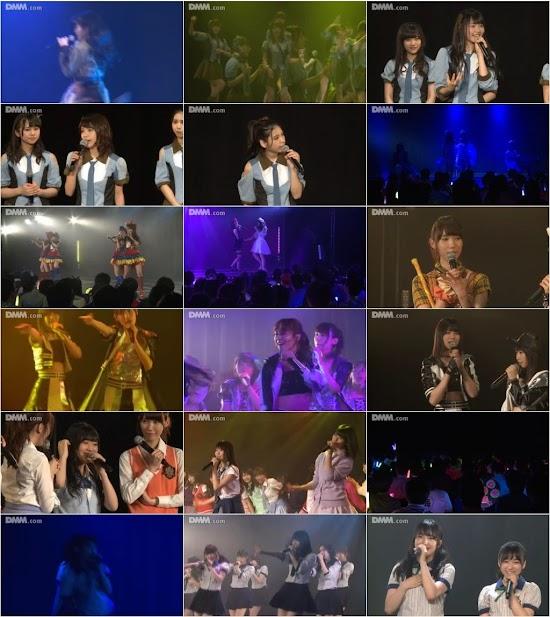 (LIVE)(公演) HKT48 チームH出張公演「最終ベルが鳴る」公演 @ SKE48劇場 160514