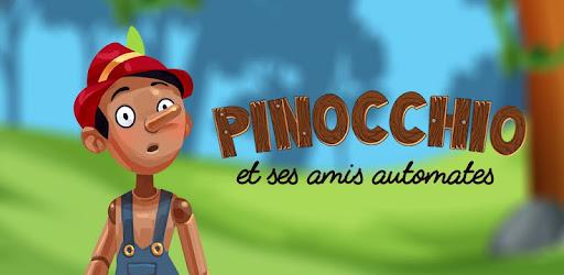Help Pinocchio become a real little boy at Villages des Automates!