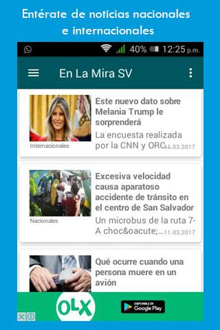 En La Mira SV- screenshot