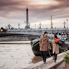 Wedding photographer Marina Keptya (PhotoParis). Photo of 26.01.2013