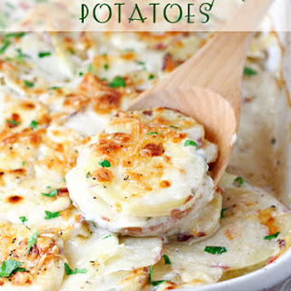 Scalloped Potatoes With Whipping Cream Recipes
