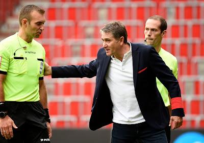 Le Standard touché par le coronavirus, Philippe Montanier veut s'inspirer du Club de Bruges