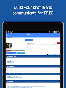 Christian Dating For Free App screenshot 8