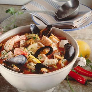 Fischtopf Italienische Art