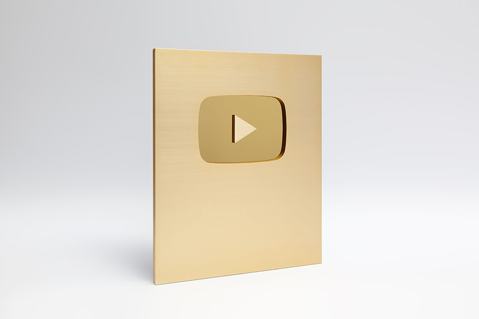 Gold Creator Award