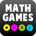 Math Games 10 in 1 - Free icon