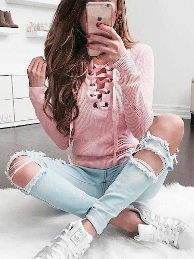 Teen Outfits Ideas For Girls 1.0 screenshots 1