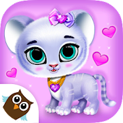 Baby Tiger Care - My Cute Virtual Pet Friend icon