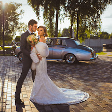 Wedding photographer Evgeniy Merkulov (paparazzi48). Photo of 30.11.2015