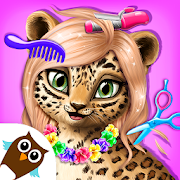Jungle Animal Hair Salon - Styling Game for Kids