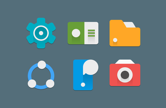 MINIMALE Icon Pack v5.3
