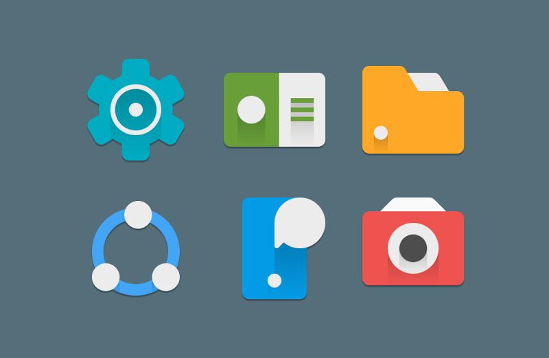 MINIMALE Icon Pack Screenshot 1