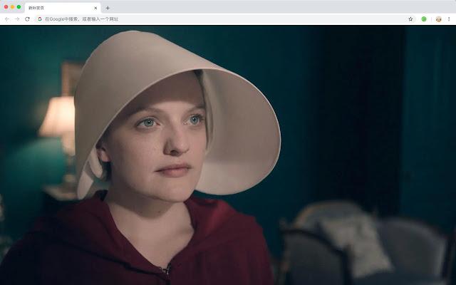 The Handmaid's Tale HD New Tabs TV Theme