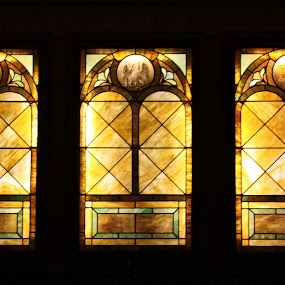 Stained Glass Windows by Tracy Lynn Hart - Buildings & Architecture Places of Worship ( church, colors, glass, windows, stained-glass,  )