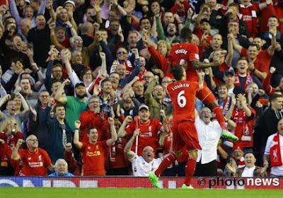 Benteke impressionné par la ferveur des supporters de Liverpool (vidéo)