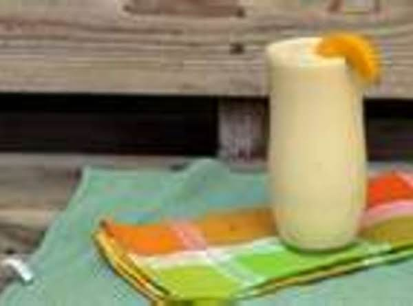 Oh Peaches Breakfast Smoothie