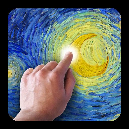 Starry Night interactive
