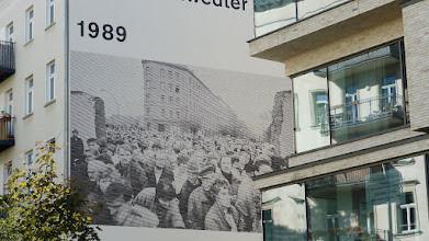 Photo: Gedenkstätte Berliner Mauer; Schwedter Straße