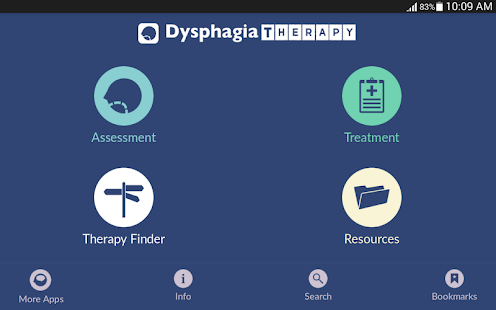 Dysphagia Therapy- screenshot thumbnail
