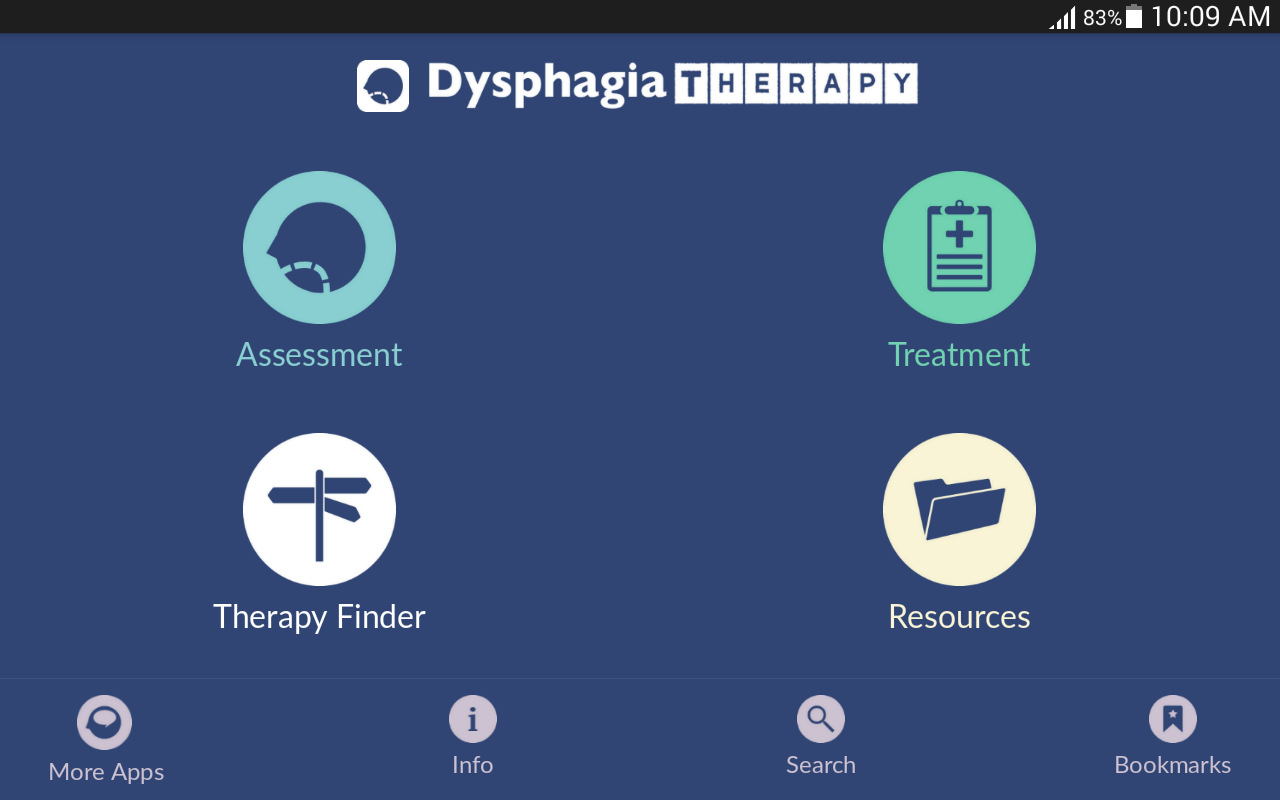 Dysphagia Therapy- screenshot