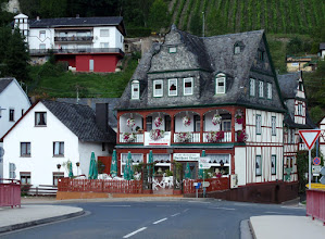 Photo: ...und ein schönes Gasthaus