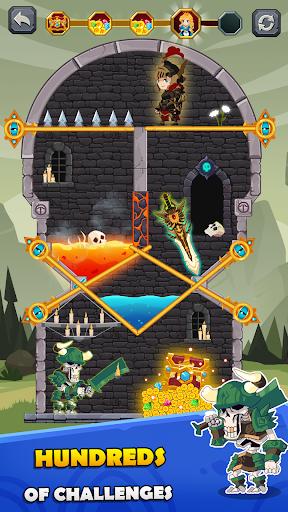 How to Loot - Pin Pull & Hero Rescue apkdebit screenshots 3