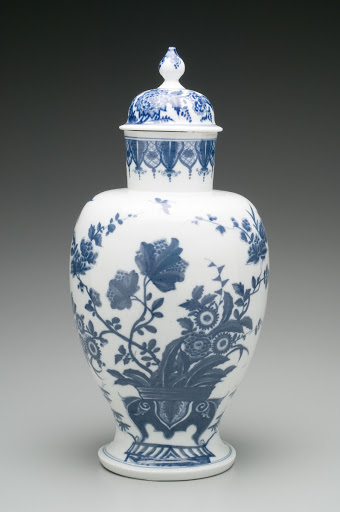 Covered Vase
