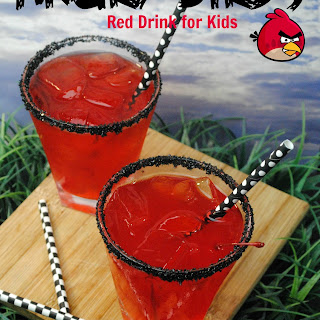Angry Birds Red Drink for Kids.