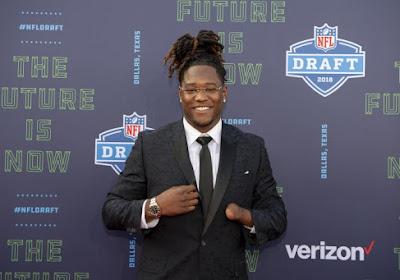 Shaquem Griffin: le premier athlète non valide de la la NFL