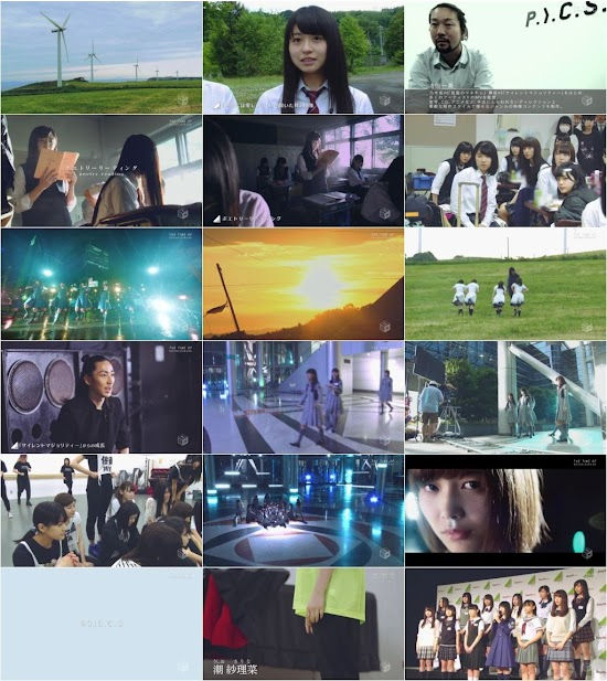 (TV-Music)(1080i) 欅坂46 SP – M-ON! HD 160813