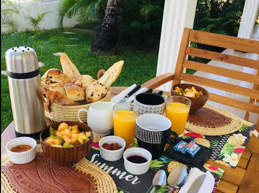 Varangue petit-déjeuner