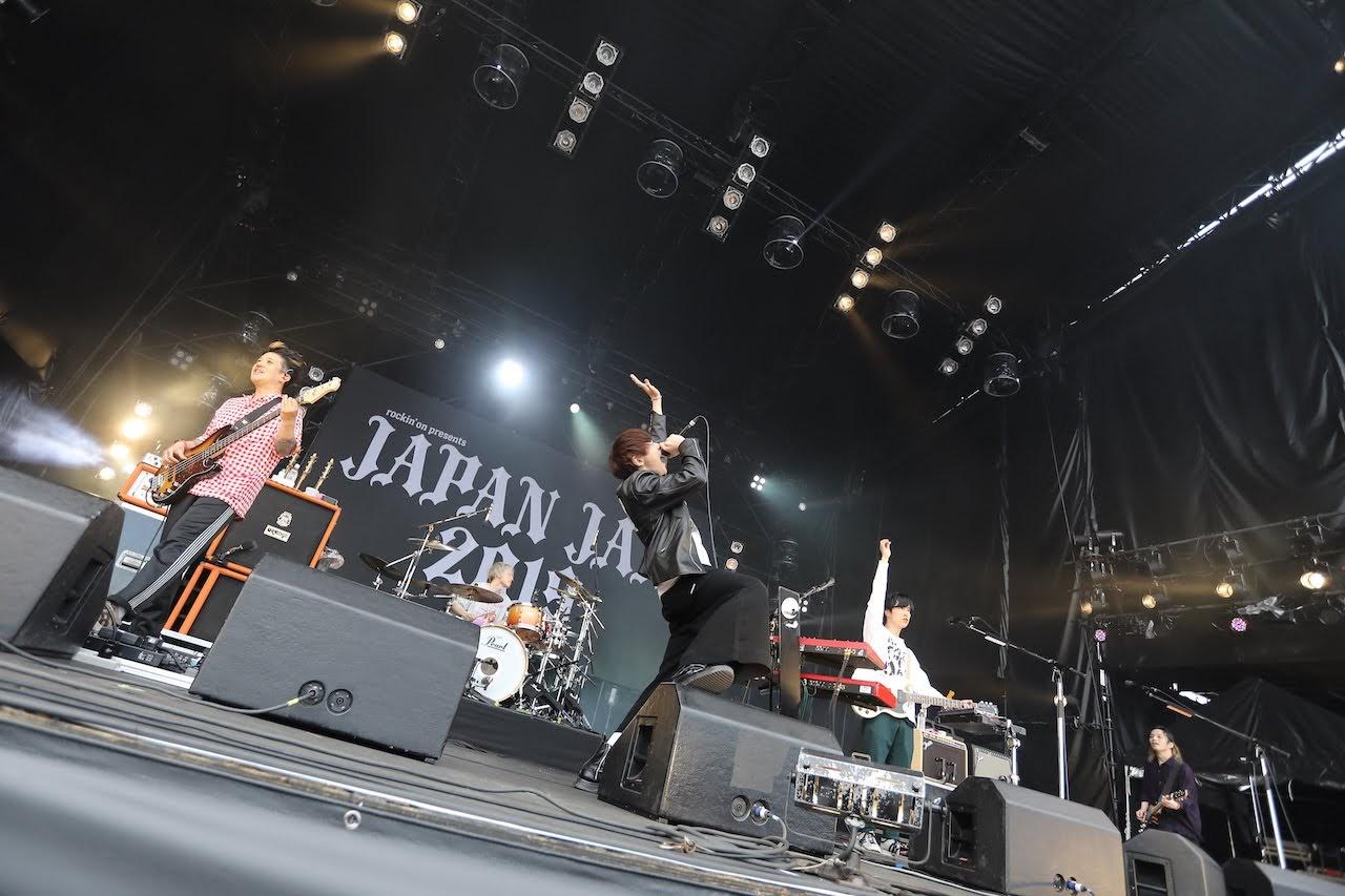 【迷迷現場】 JAPAN JAM 2019  STRAIGHTENER ( ストレイテナー ) 迎來牧達弥(go!go!vanillas)熱烈共演