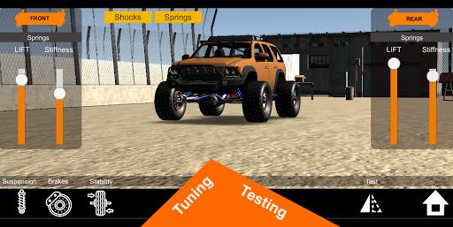 Tough Truck Racing screenshot 6