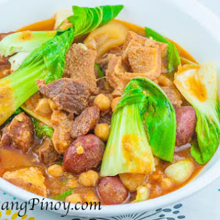 Beef and Tripe Pochero