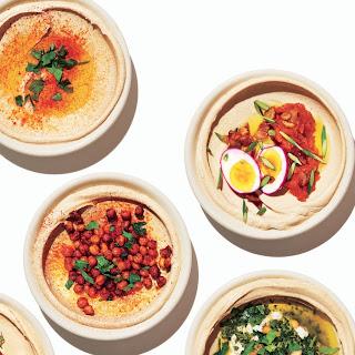 Israeli-Style Hummus.