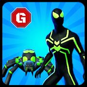 Ultimate Multi Spider Rescue Fight