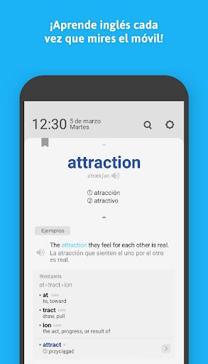 WordBit Inglés (pantalla bloqueada) 1.2.3 screenshots 2