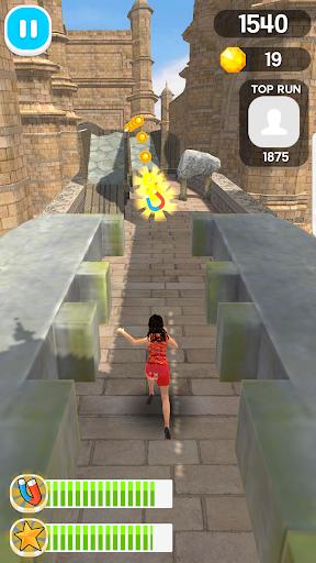 Speed Fast Princess Run screenshot 5
