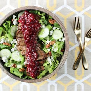 Steak and Cranberry Salad