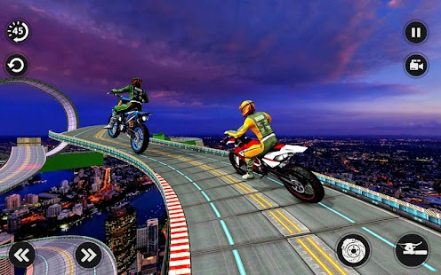 Bike Impossible Stunts Track – BMX Cycle Race - náhled