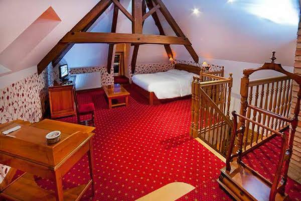 Hostellerie du Château des Monthairons