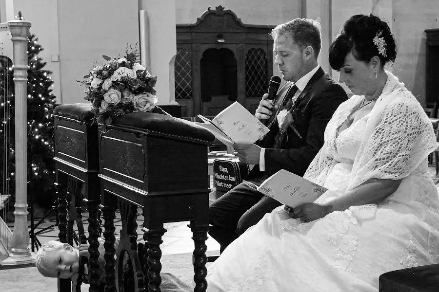 Wedding photographer Patrick Billen (Wondermooi). Photo of 13.01.2020