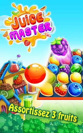 Télécharger Gratuit Juice Master - Assortissement de fruits frénésie APK MOD (Astuce) screenshots 1