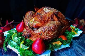 Oil-Less Fried Turkey
