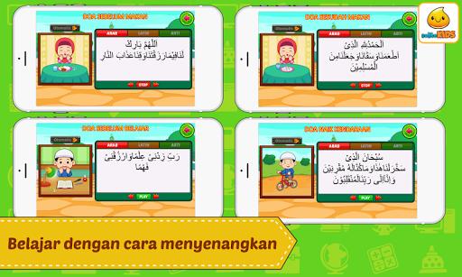 Doa Anak Muslim + Suara  screenshots 3
