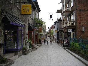 Photo: Lower old town.